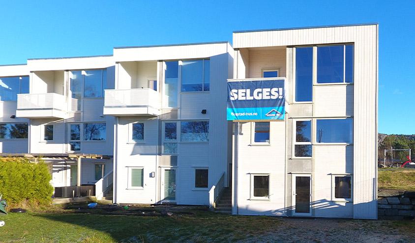 Rekkehus på Hommersåk, Hesthammaren B5