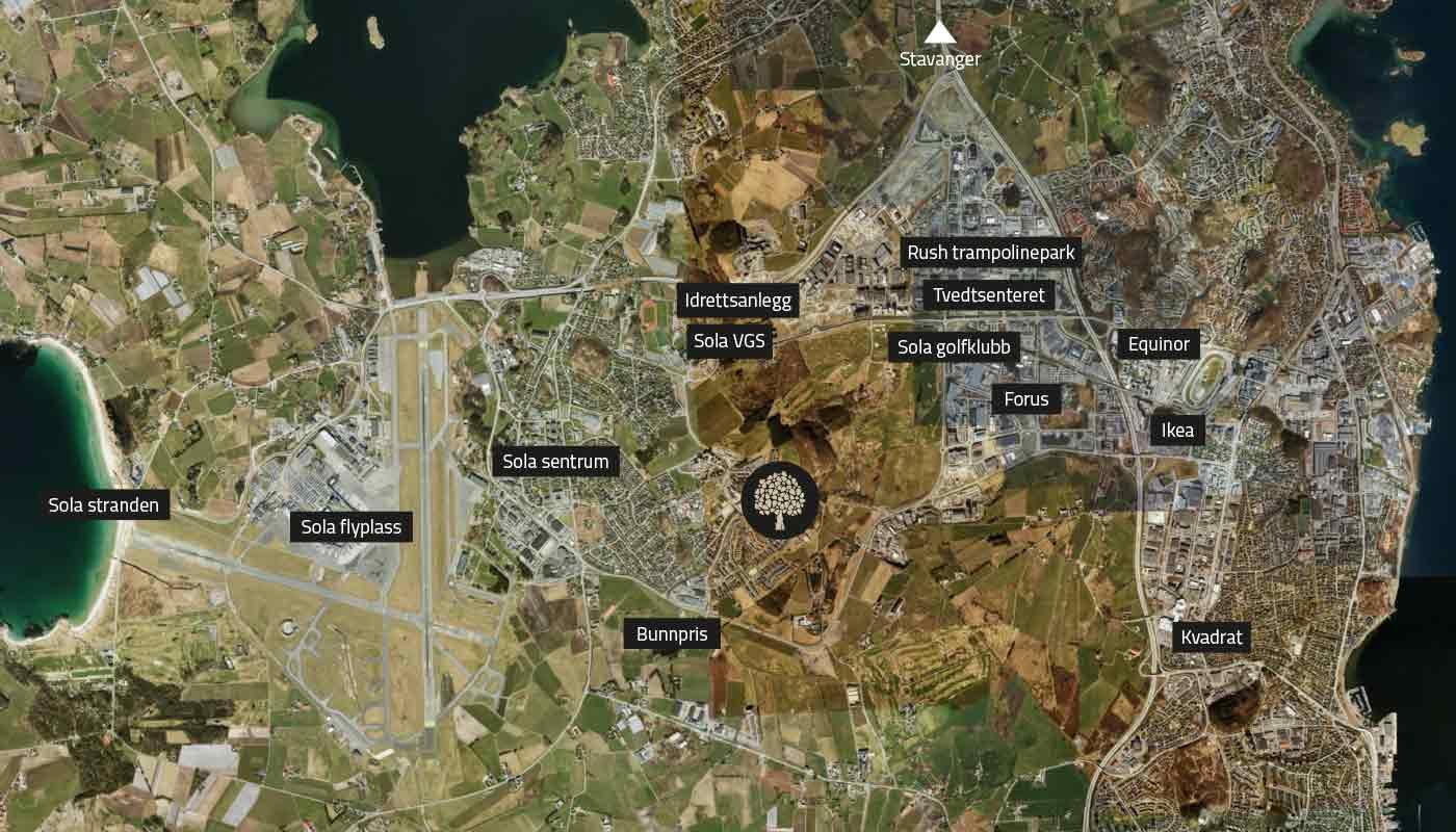Kart skadbergparken