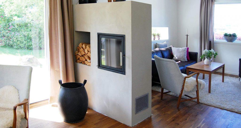 skandinavisk stue