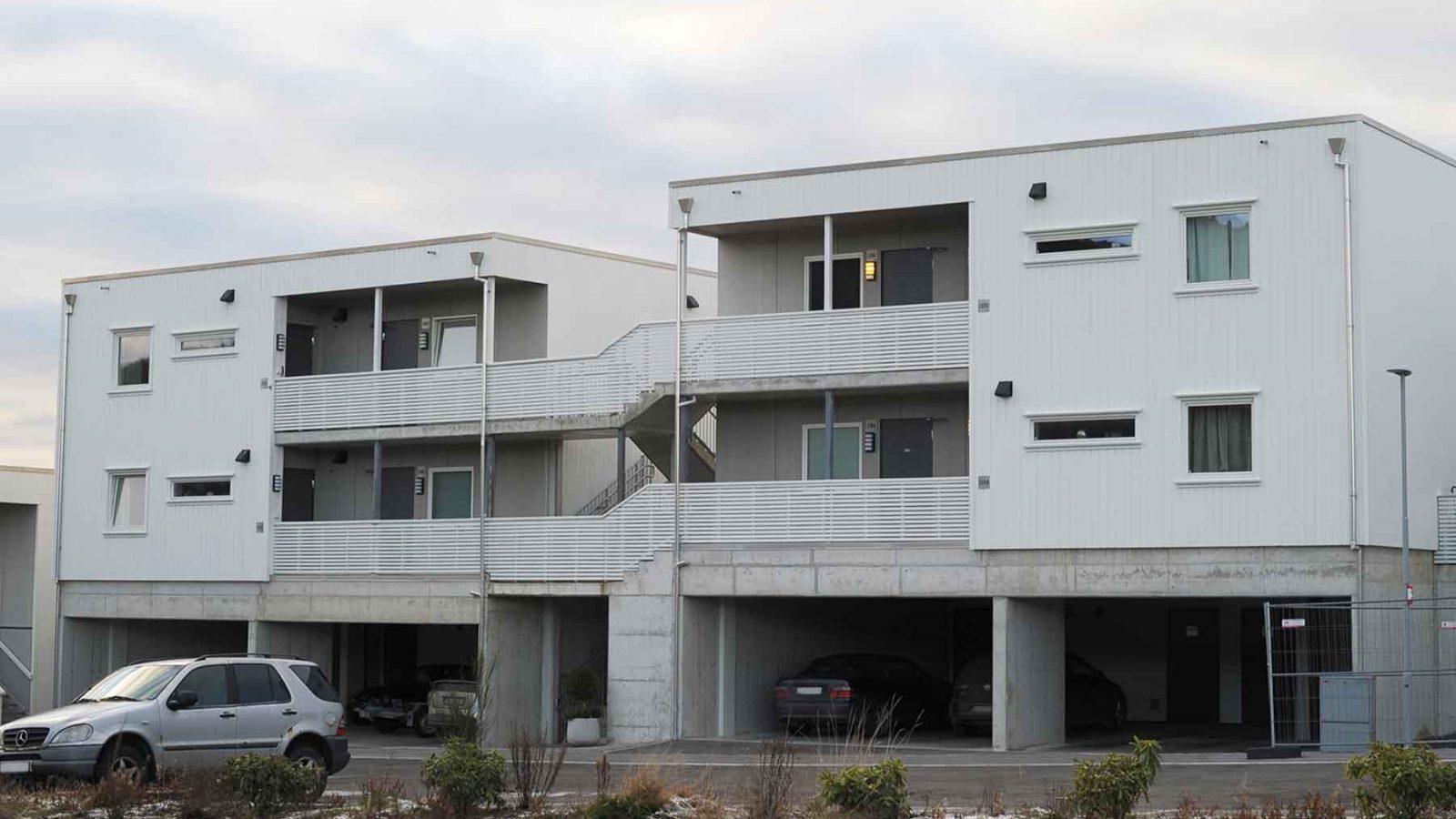 Hesthammaren B4-5 leiligheter